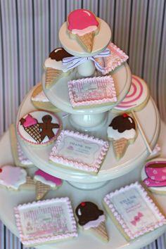 sweetopia - kids' birthday - sweet shoppe cookies