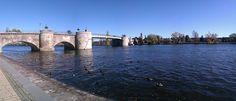 Kitzingen – Alte Mainbrücke
