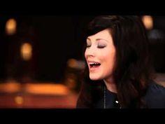 "Kari Jobe Acoustic singing ""Rise"" - New Song Cafe at Worship Together"