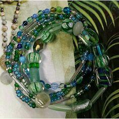 Selling this Summer beaded Bracelet Set in my Poshmark closet! My username is: jilld731. #shopmycloset #poshmark #fashion #shopping #style #forsale #Jill Marie #Jewelry