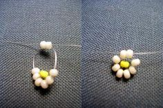 Girls Jewelry, Cute Jewelry, Jewelry Crafts, Handmade Jewelry, Diy Kandi Bracelets, Beaded Bracelets, Beaded Anklets, Beaded Rings, Beaded Jewelry Patterns