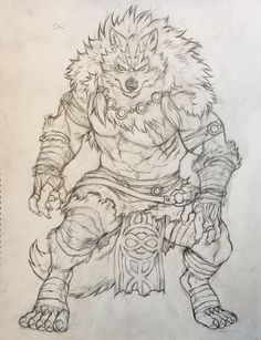 Dark Art Drawings, Animal Drawings, Cool Drawings, Arte Furry, Furry Art, Fantasy Artwork, Fantasy Character Design, Character Art, Werewolf Art