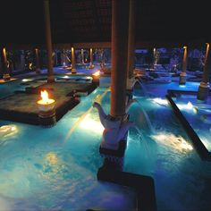 Ayana Resort Spa Bali with the famous Rock Bar!