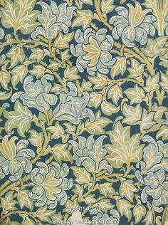 Wallpaper, by Lewis Foreman. England, 1894