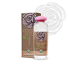 Alteya USDA Certified Organic Bulgarian Rose Water (From New Rose Harvest) Hyssop Essential Oil, Juniper Berry Essential Oil, Best Rose Water Toner, Oil For Stretch Marks, Flavor Ice, Organic Roses, Homemade Cosmetics, Rose Oil, Water Flowers