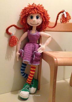 Muñeca patas largas: