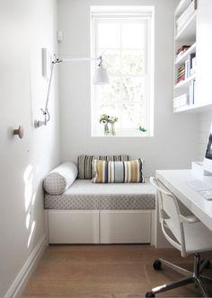 Woollahra Cottage - contemporain - Bureau à domicile - Sydney - ANNA CARIN Design