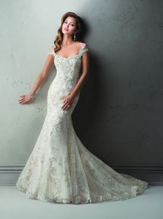 Sottero and Midgley 2014 Collection, Etienne