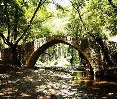 Венецианское наследие Кипра-средневековые мосты Троодоса. #Cyprus #Cyprus2019 #cyprusisland #CyprusButterfly #Troodos Cyprus News, Bridge, Bridges, Attic, Bro