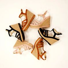 I like the white and tan ones :)
