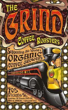 Cool coffee graphics