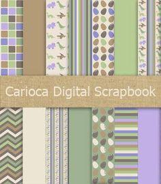 Carioca Digital Scrapbook