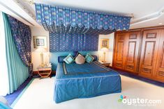 The Two Bedroom Deluxe Suite at the Burj Al Arab