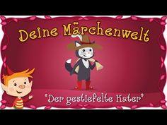 Frau Holle - Märchen für Kinder | Brüder Grimm | Deine Märchenwelt - YouTube
