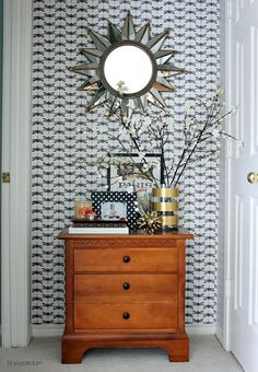 How to transform those odd little nooks into fabulous spaces!