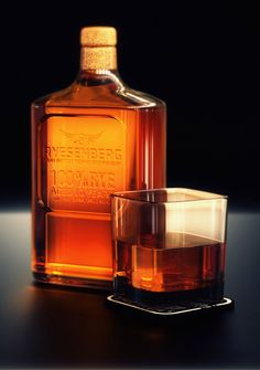 #whiskey #packaging great bottle design
