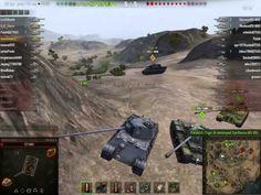 World of tanks Tiger II + Panther II platoon El Haluf Gameplay - YouTube