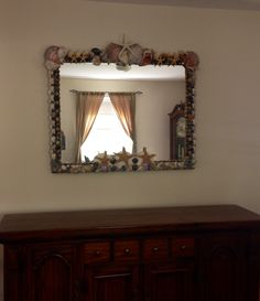 The 2014 Figawi mirror in it's new owners home!