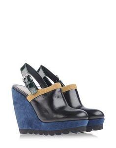 2616217deb KENZO - Footwear - Platform sandals KENZO on thecorner.com