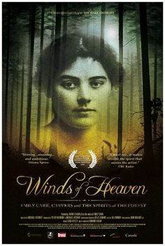 Winds Of Heaven: Emily Carr, Carvers & The Spirits Of The Forest Canadian Painters, Canadian Artists, Meet The Artist, Artist At Work, Emily Carr Paintings, Heaven Movie, Tom Thomson, Group Of Seven, Canada