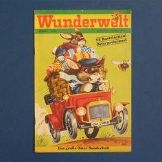 Wunderwelt, Oster-Sonderheft, 1968