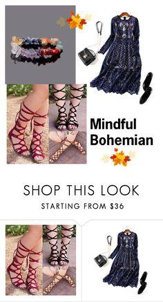 """Mindful Bohemian fashion #38"" by alma-ja ❤ liked on Polyvore"