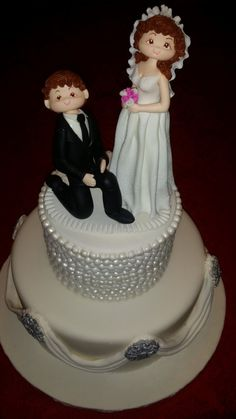 Mr And Mrs Cake Topper Wedding Funny Bride Groom Toppers Weddings