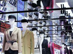 Uniqlo flagship store by Wonderwall, New York