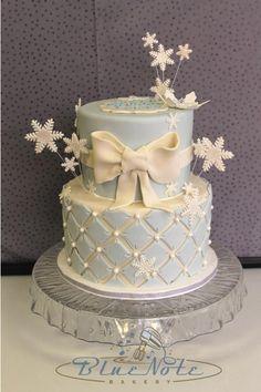 Winter Birthday | Blue Note Bakery - Austin, Texas