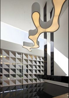 Ameba pendant designed by Pete Sans. http://www.vibia.com/en/lamps/show/id/00014/hanging_lamps_ameba_design_by_pete_sans.html?utm_source=pinterest&utm_medium=organic&utm_campaign=ameba