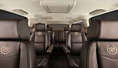 Cadillac Escalade Platinum SUV High Luxury Features