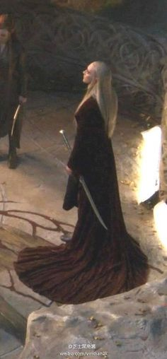 Lee Pace as Thranduil in The Hobbit movies