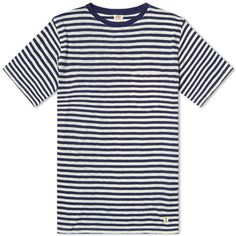 Description This lightweight cotton-linen blend pocket tee is a summer staple good for boating, camping, or bbq-ing. Soft yet sturdy, the more...