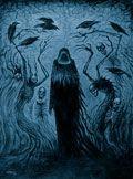 Gothic artwork by Joseph Vargo: Shadows Poster