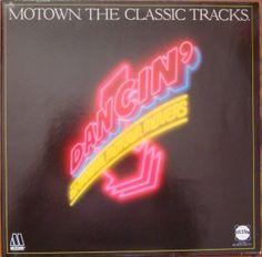 Dancin' - 20 Original Motown Movers STAR 2225  Funk / Soul  Winyle