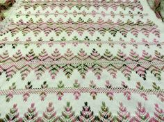 huckembroidery images | Swedish Weaving & Huck Embroidery