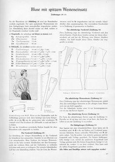 1954's blouses