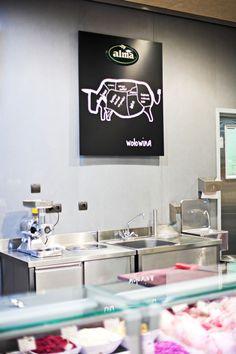 Alma grocery by MOCO LOCCO Krakow Poland 45