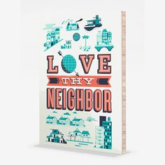 Biran Hurst, Love Thy Neighbor