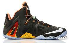 0a995e7719229 Nike Lebron 11 Elite Gold Unveiled TopDeals