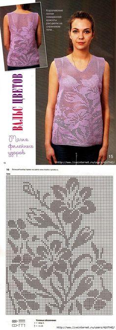 20 Trendy Ideas for crochet lace dress robes Filet Crochet, Crochet Chart, Crochet Motif, Crochet Stitches, Knit Crochet, Crochet Patterns, Crochet Summer, Crochet Lace Dress, Crochet Cardigan