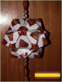 Móbile em Origami - Sonobe R$17.00