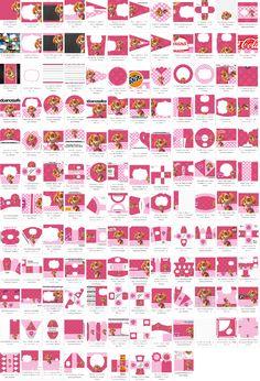 Large set of Skye Printables--- http://fazendoanossafesta.com.br/2015/08/patrulha-canina-para-meninas.html/
