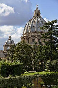Giardini Vaticani, Rome, Italy