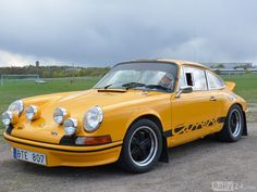 911 RS Rally Car for sale.