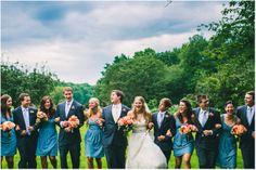Varian + Austin: PART 1 // Washington DC Wedding at Meadowlark Gardens