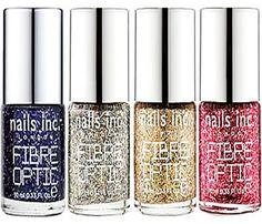 Nails Inc Fibre Optic Collection - Nail Candy 101