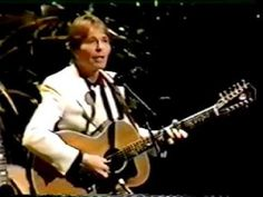 John Denver / Live at The Apollo Theater [10/26/1982] (Full) -  Around minute 27 - the Our Father in sign. YouTube