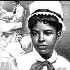 Mary Eliza Mahoney, R.N. First Black Nurse  1845 -1926