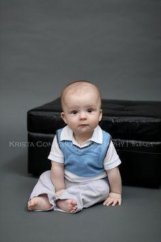 6 month boy Photo Corona Baby Photographer Ontario, CA www.KristaConlonPhotography.com Boy Photos, Photographing Babies, Ontario, 6 Months, Boys, Face, Photography, Corona, Baby Boys